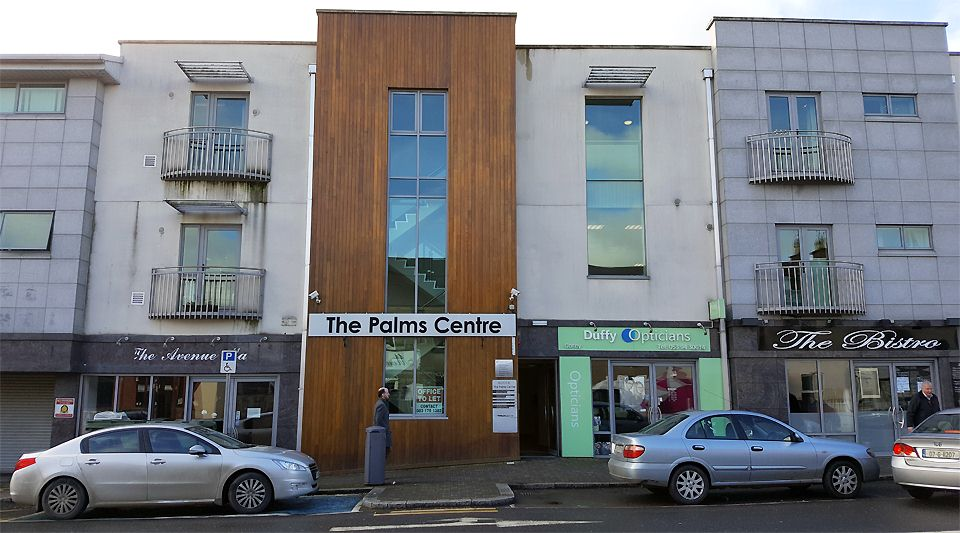 Gorey Denture Clinic Street View